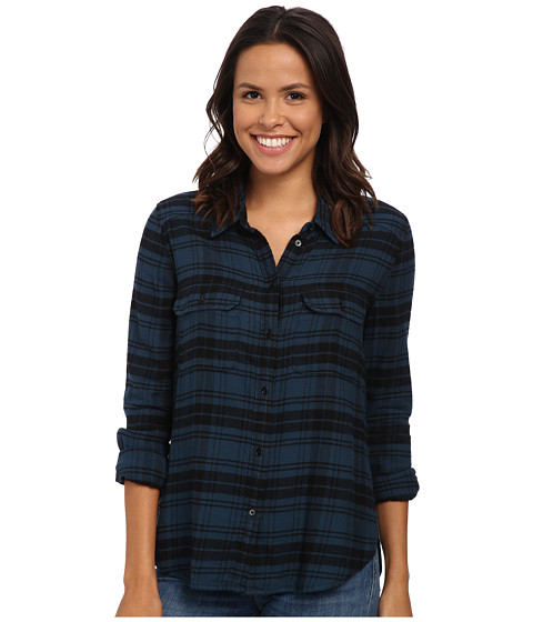 Paige - Trudy Shirt (Black/Dark Pine) Women