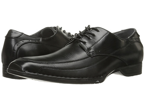 Steve Madden - Sear (Black) Men's Lace up casual Shoes
