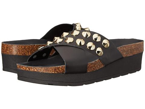 White Mountain - Bravura (Black) Women's Sandals