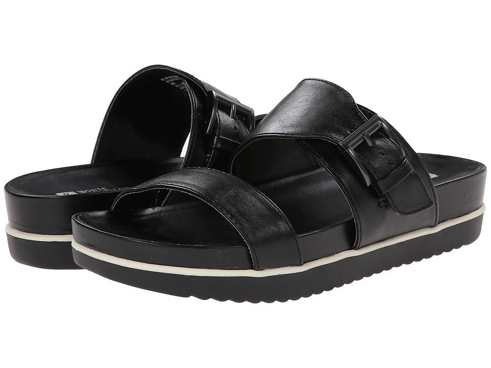 White Mountain - Toughguy (Black) Women's Sandals