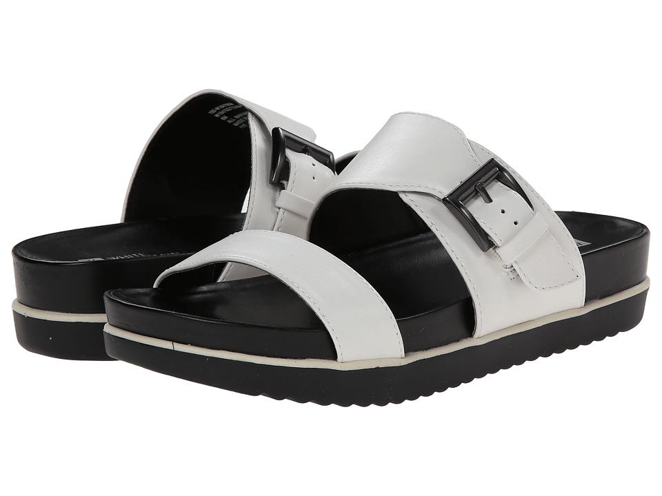 White Mountain - Toughguy (White) Women's Sandals