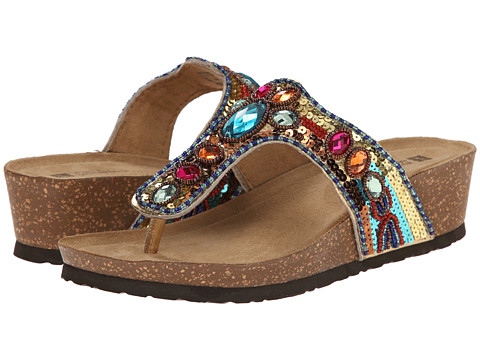 White Mountain - Bashful (Bright/Multi) Women's Sandals