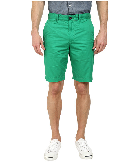 Original Penguin - Global Look Basic Shorts (Jolly Green) Men