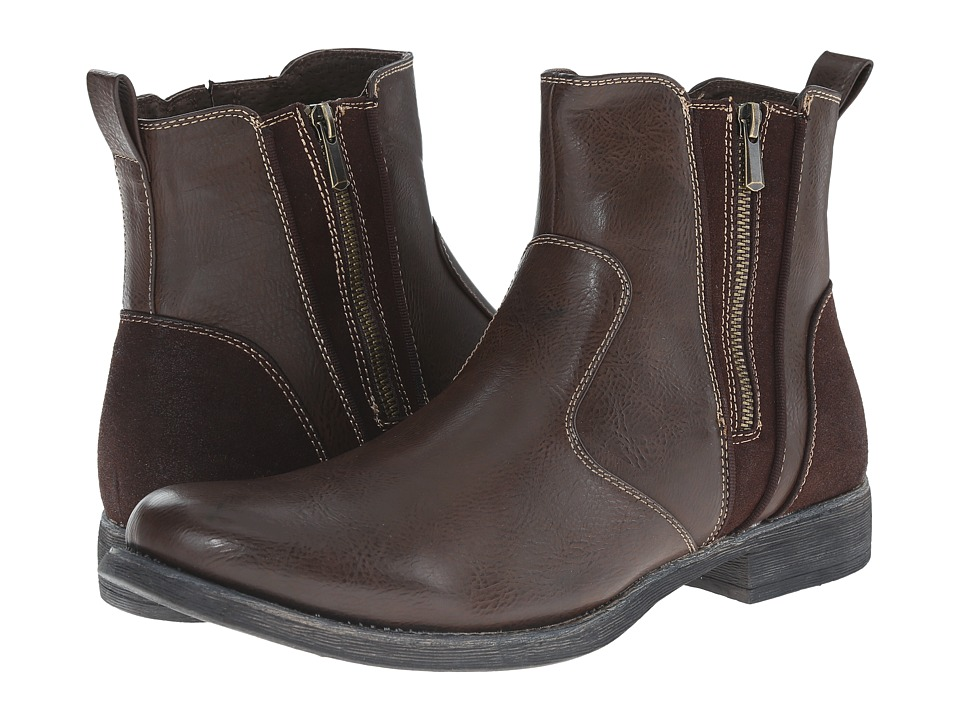 Steve Madden - Ballad (Brown) Men