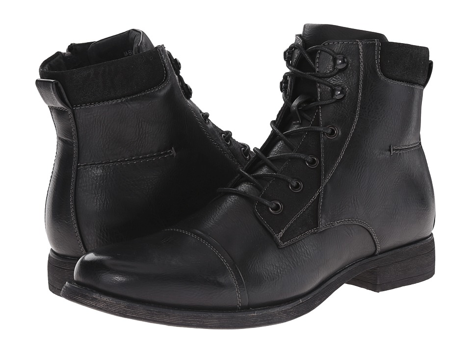 Steve Madden - Bradly (Black) Men