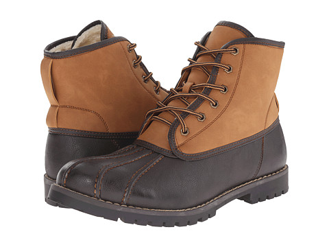 Steve Madden - Cornel (Brown/Tan) Men's Lace-up Boots