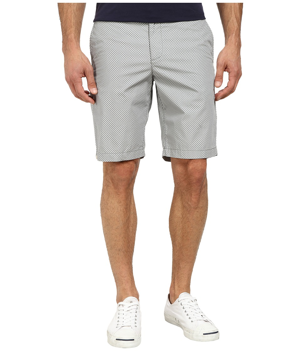 Original Penguin - Global Color Block Shorts (Monument) Men's Shorts