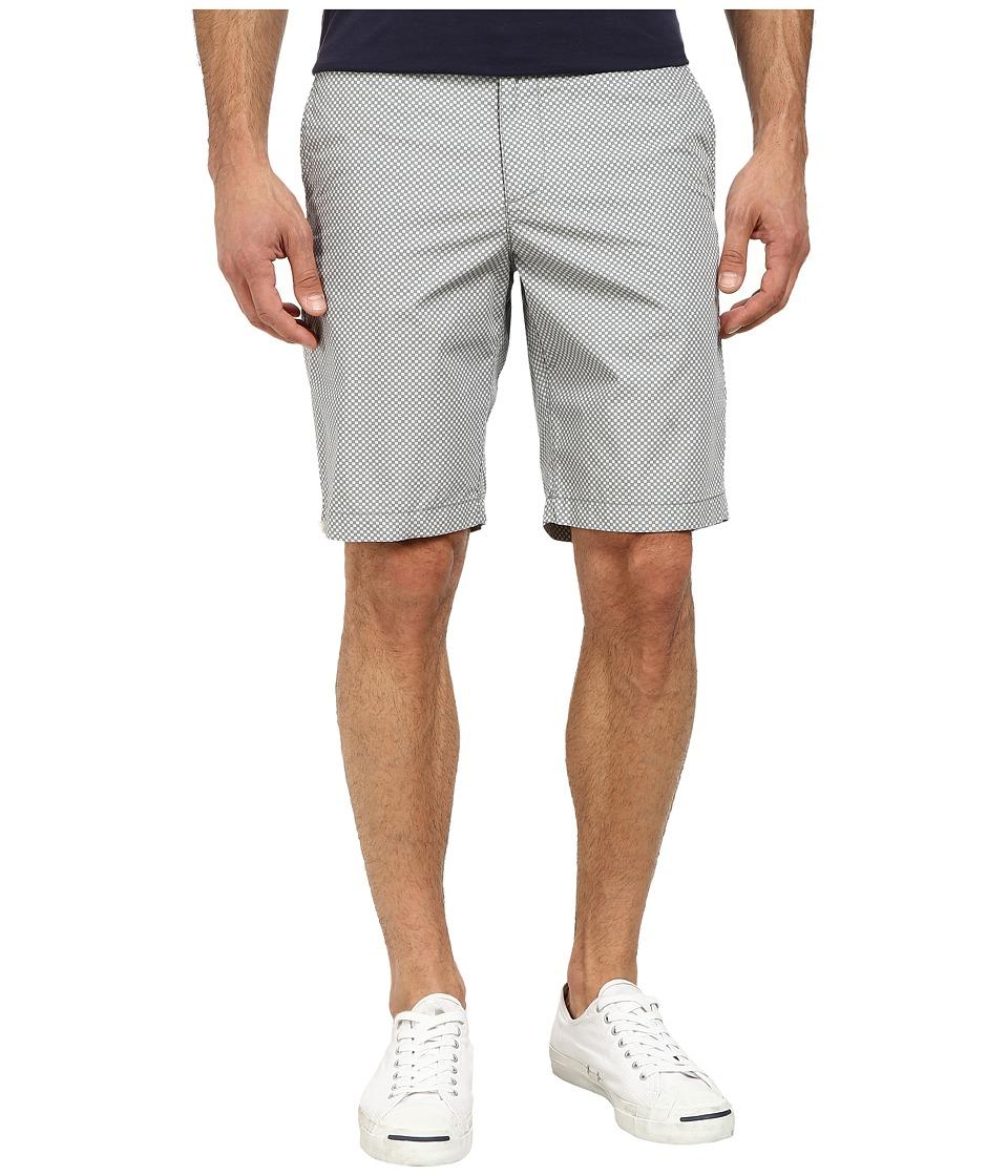 Original Penguin - Global Color Block Shorts (Monument) Men's Shorts