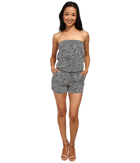 ONLY - Choice Playsuit (Cloud Dancer) Women's Jumpsuit & Rompers One Piece