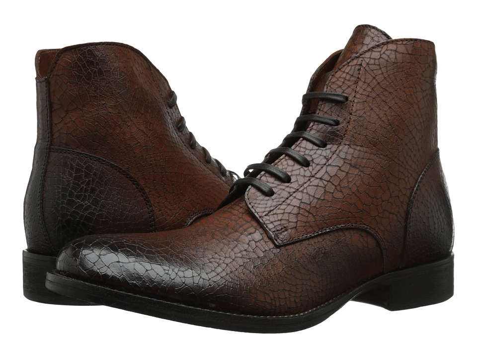 Robert Graham - Leeds (Cognac) Men's Shoes