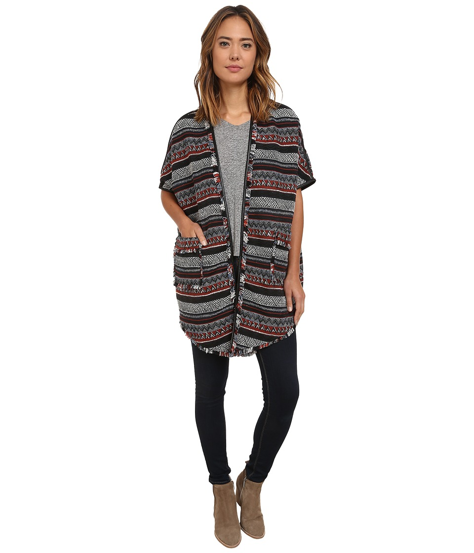 Sam Edelman - Blanket Poncho (Multi) Women
