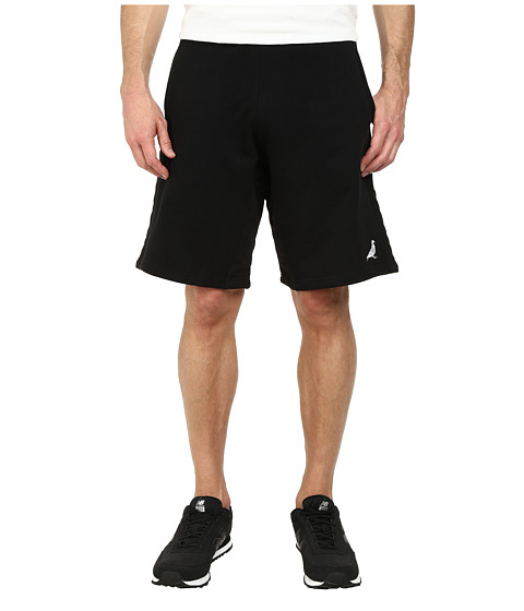 Staple - Race Shorts (Black) Men's Shorts