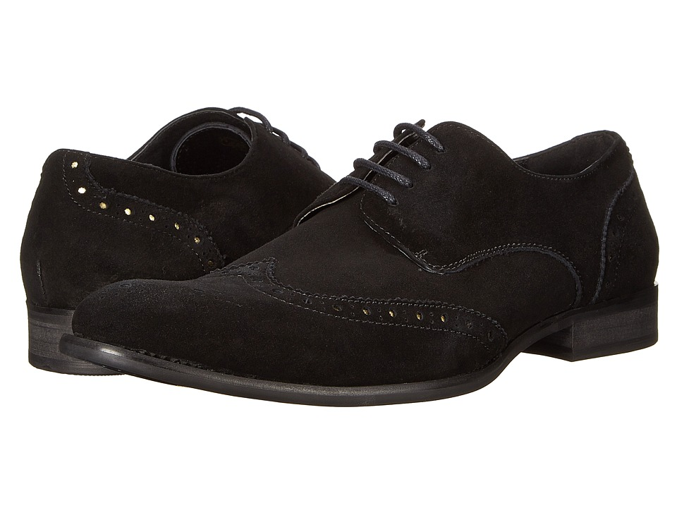 Steve Madden - Fortunee - Maven X Madden (Black) Men's Lace up casual Shoes