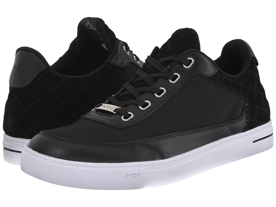 Steve Madden - Venturre - Maven X Madden (Black) Men's Lace up casual Shoes