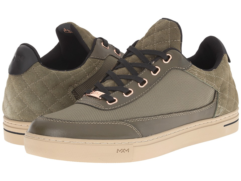 Steve Madden - Venturre - Maven X Madden (Olive) Men's Lace up casual Shoes