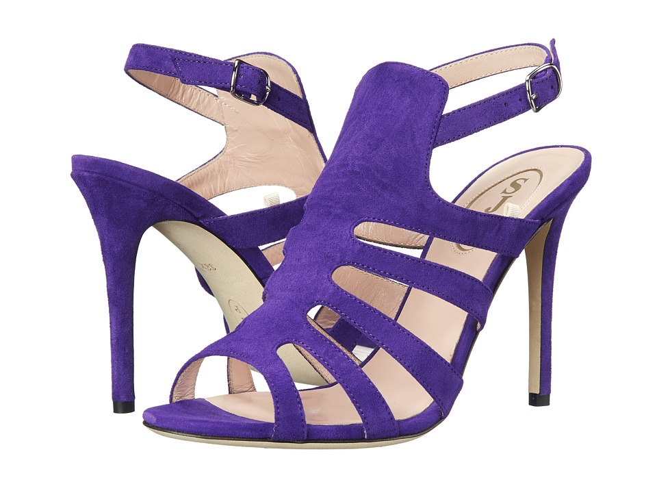 SJP by Sarah Jessica Parker - Zofia (Flight Suede) Women's Sandals