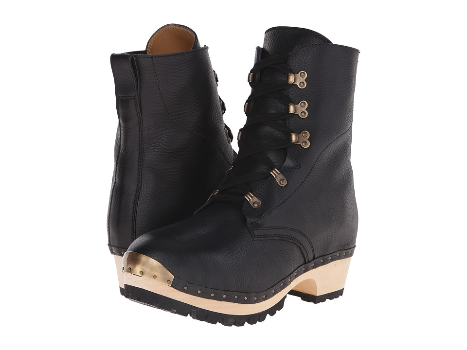 Vivienne Westwood Clog Army Boot (Black) Men