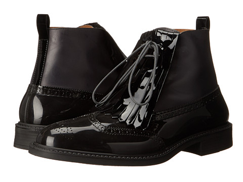 Vivienne Westwood - Brogue (Jet Black) Men's Boots
