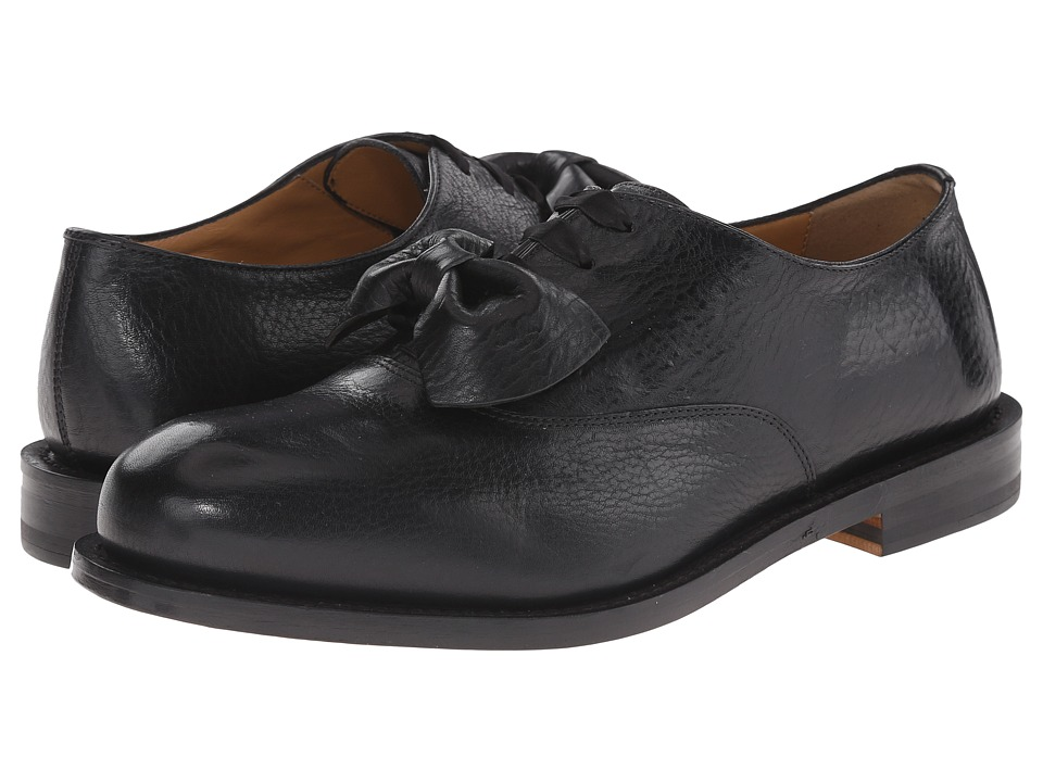 Vivienne Westwood Utilty Oxford with Bow (Black) Men