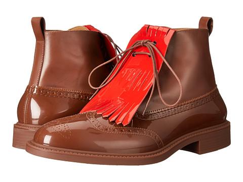 Vivienne Westwood - Boot Brogue (Nut Brown) Men's Lace up casual Shoes