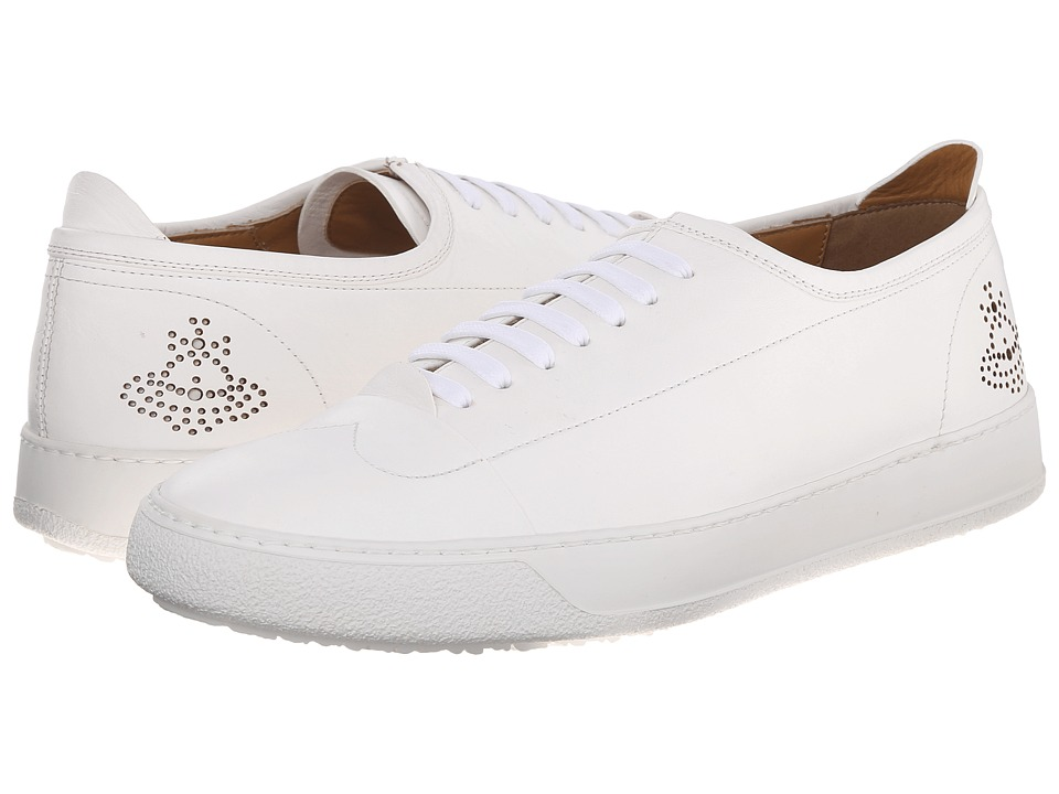 Vivienne Westwood Tennis Low Oxford (White) Men
