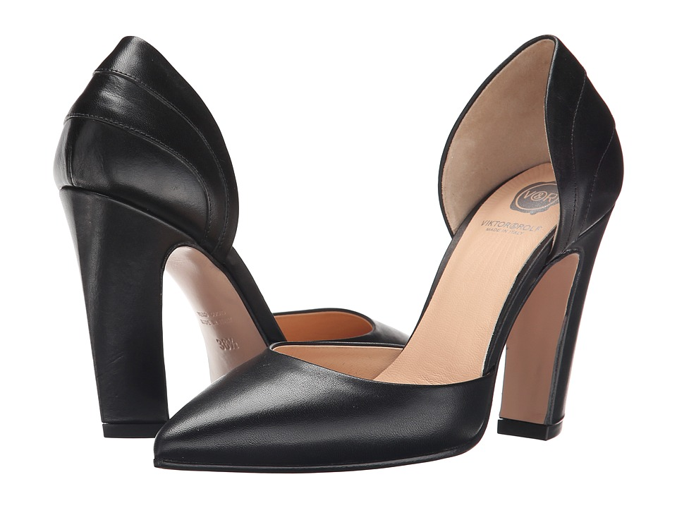 Viktor & Rolf - S49WL0078 (Black) High Heels