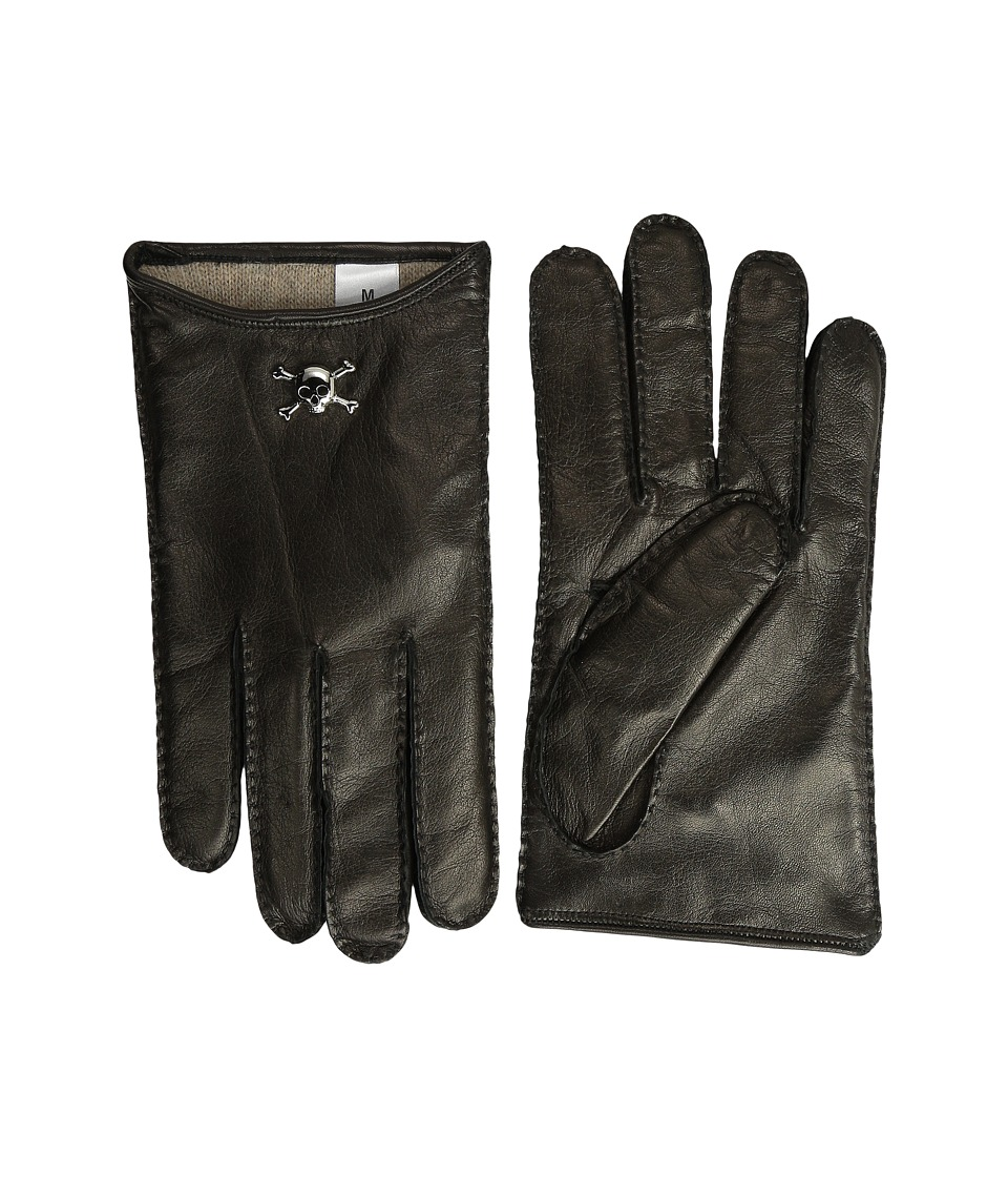 Vivienne Westwood - Skull Glove (Black) Extreme Cold Weather Gloves