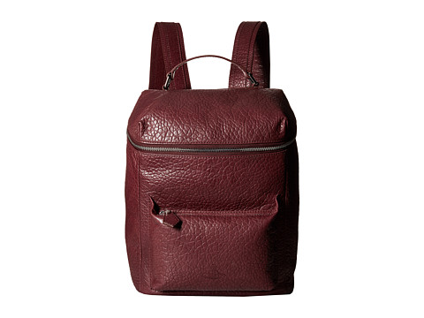 Vivienne Westwood - Leather Rucksack (Bordeaux) Backpack Bags