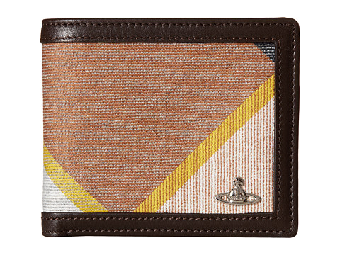 Vivienne Westwood - Tartan Credit Card Holder (Grey) Credit card Wallet