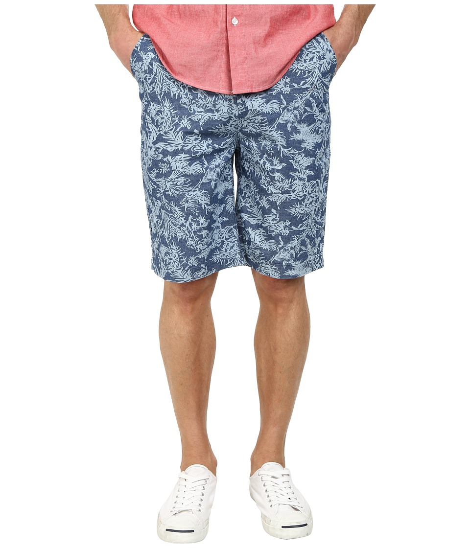 J.A.C.H.S. - Bermuda Short (Blue 1) Men's Shorts