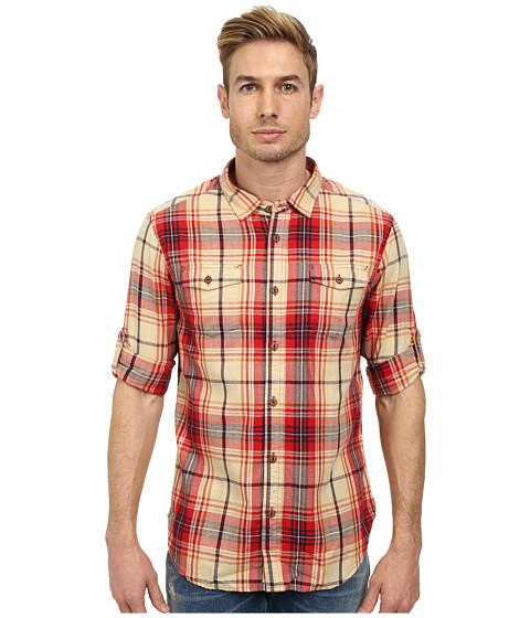 J.A.C.H.S. - Two-Pocket Shirt (Red) Men