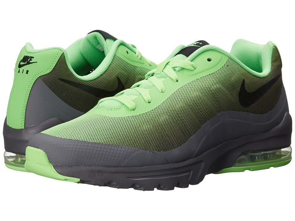Nike - Air Max Invigor (Voltage Green/Dark Grey/Black) Men's Cross Training Shoes