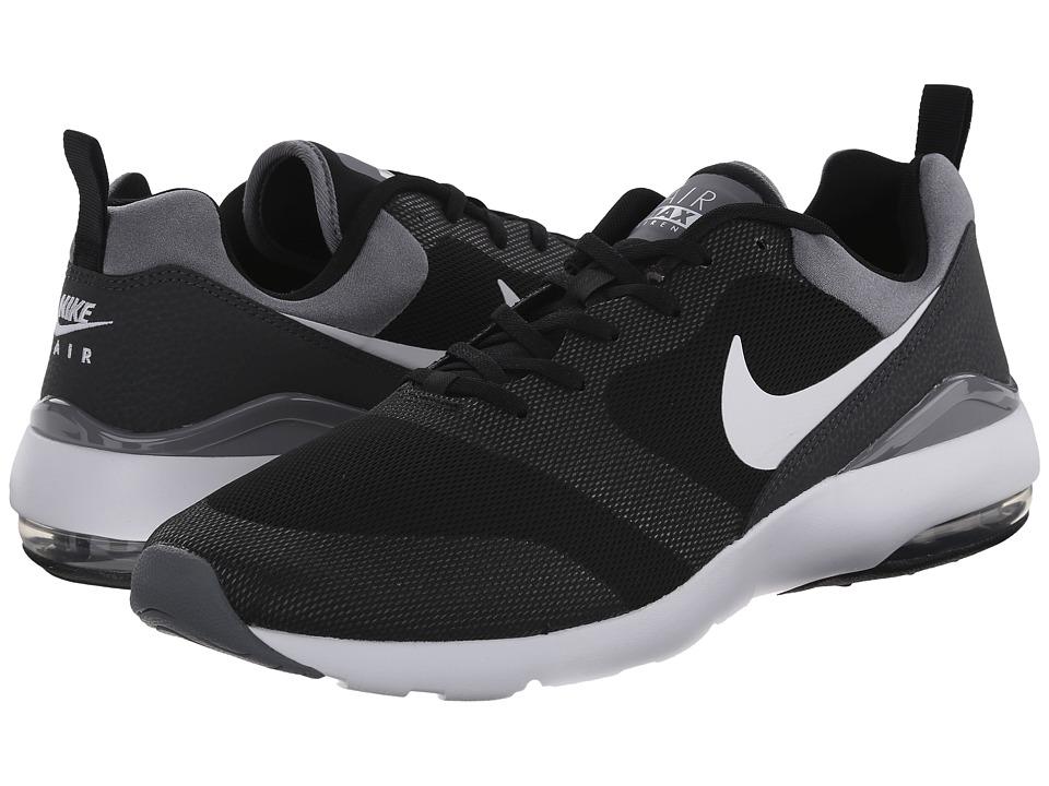 Nike - Air Max Siren (Black/Wolf Grey/Cool Grey/White) Men