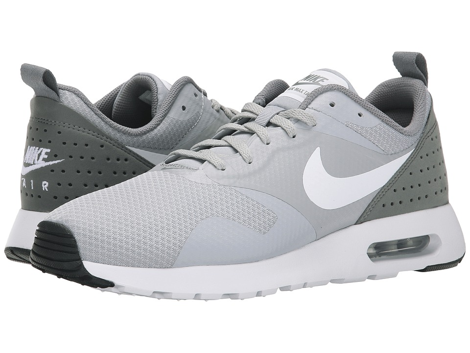 Nike - Air Max Tavas (Wolf Grey/Cool Grey/White/White) Men