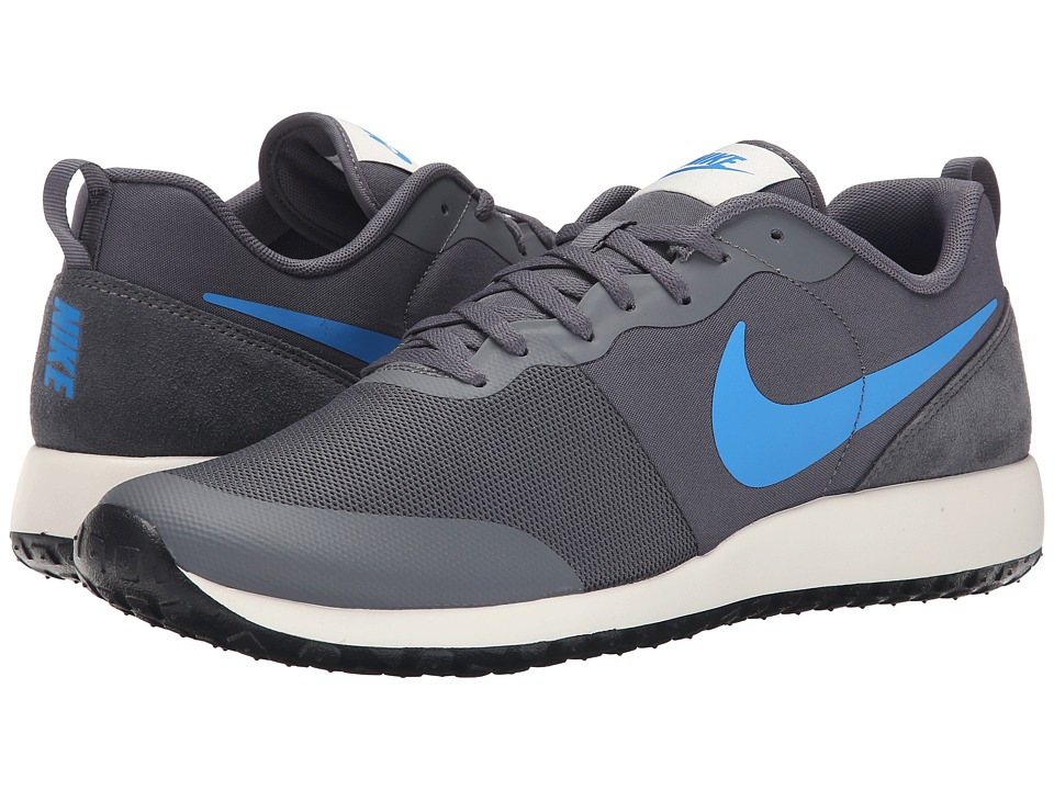 Nike - Elite Shinsen (Dark Grey/Sail/Black/Photo Blue) Men's Cross Training Shoes