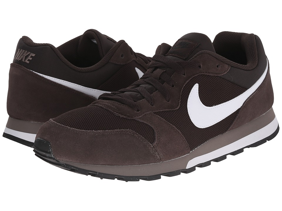 Nike - MD Runner 2 (Velvet Brown/Cave Stone/White) Men's Classic Shoes