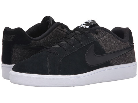 Nike - Court Royale Plus (Black/White/Black) Men's Classic Shoes