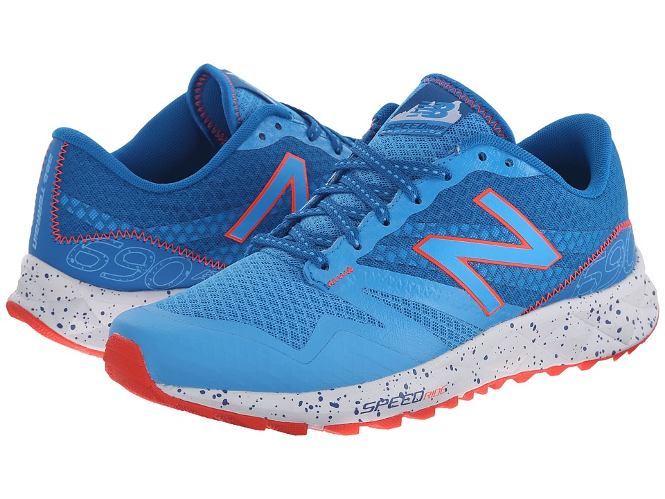 New Balance T690v2 (Blue Surf/Altitude) Women
