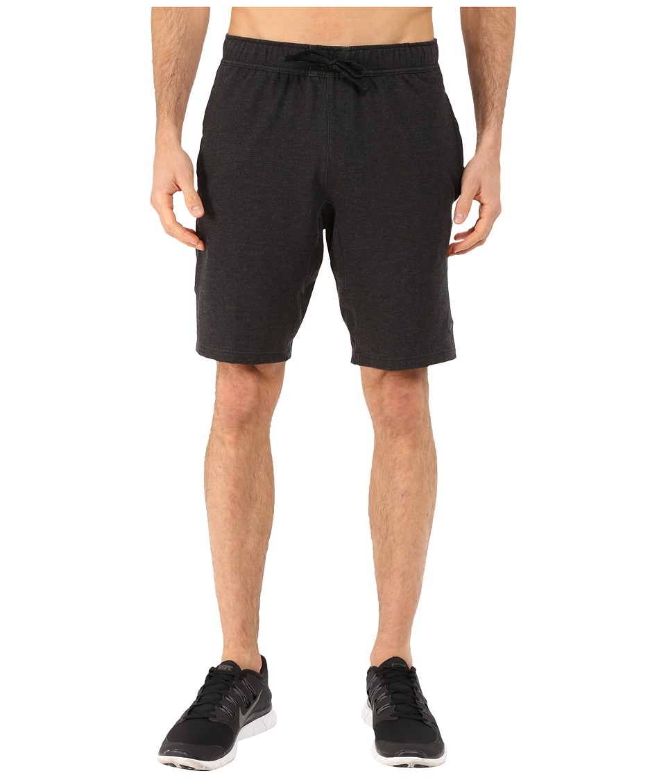 Nike - Dri-FIT Touch Fleece Shorts (Black/Anthracite) Men