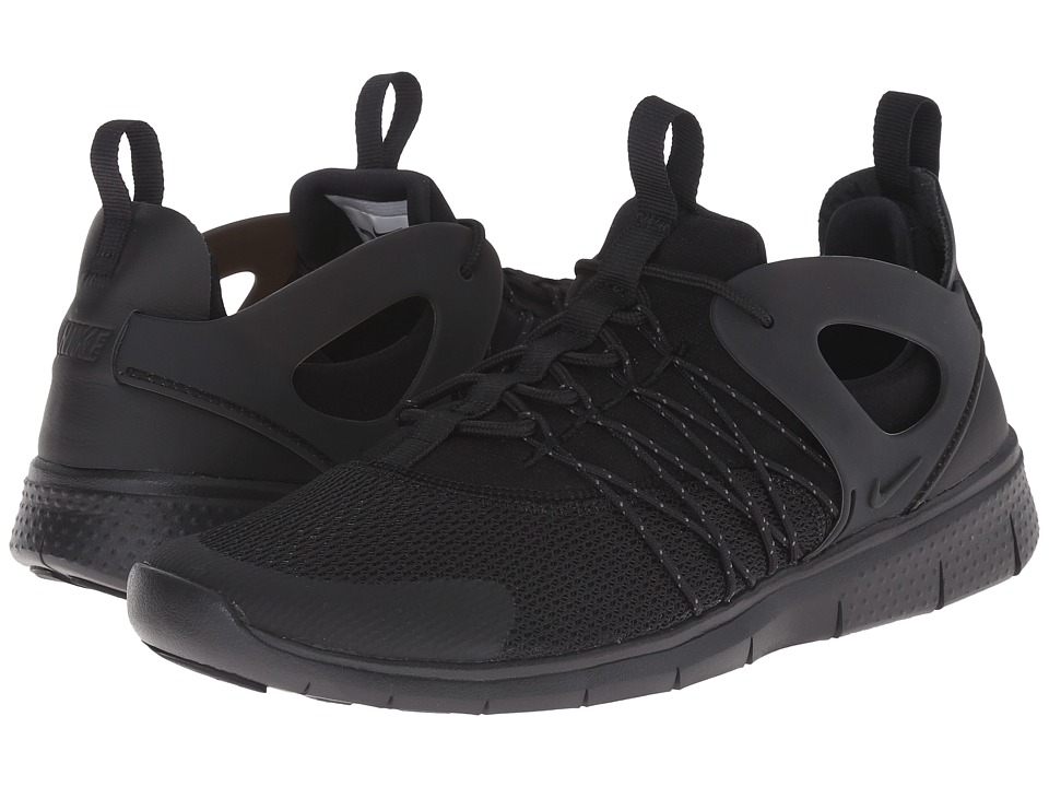 Nike - Free Viritous (Black/Dark Grey/Black) Women