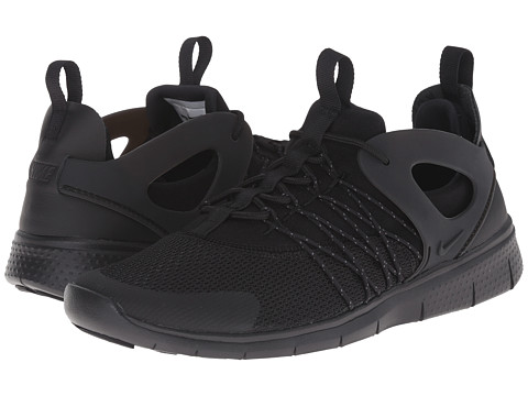Nike - Free Viritous (Black/Dark Grey/Black) Women
