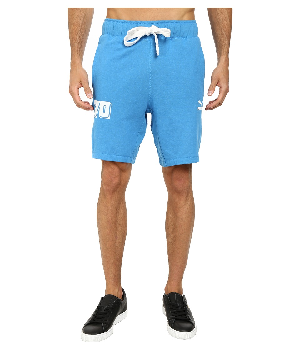 PUMA - Brasil 70 Casual Short (French Blue) Men
