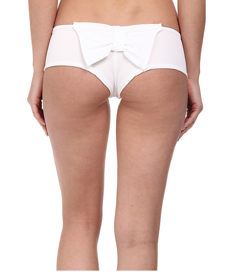 Lolli - Cannon Ball Bow Bottoms (Dot White) Women