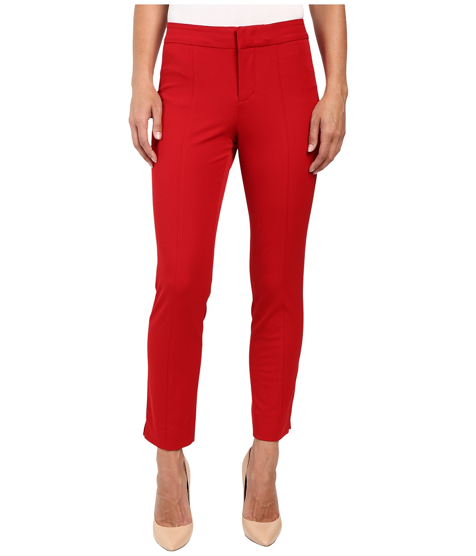 NYDJ - Ankle Pant Bi-Stretch (Cardinal Red) Women's Casual Pants