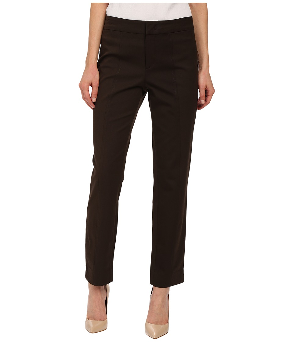 NYDJ - Ankle Pant Bi-Stretch (Molasses) Women's Casual Pants