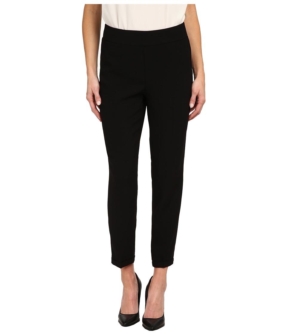NYDJ - Nikola Ankle Crepe (Black) Women's Casual Pants