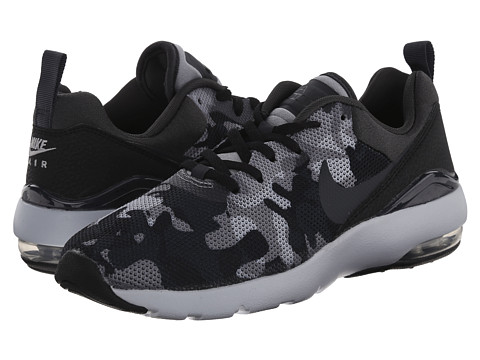 Nike - Air Max Siren Print (Black/Wolf Grey/Cool Grey/Anthracite) Women's Classic Shoes