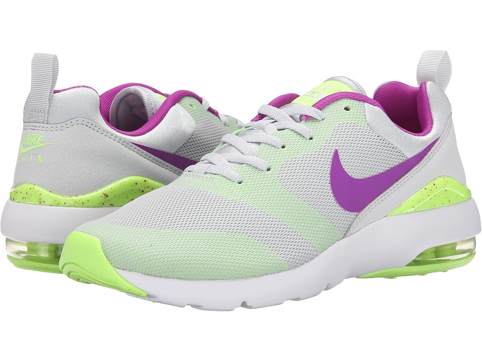 Nike - Air Max Siren (Pure Platinum/Vivid Purple/Ghost Green) Women's Classic Shoes
