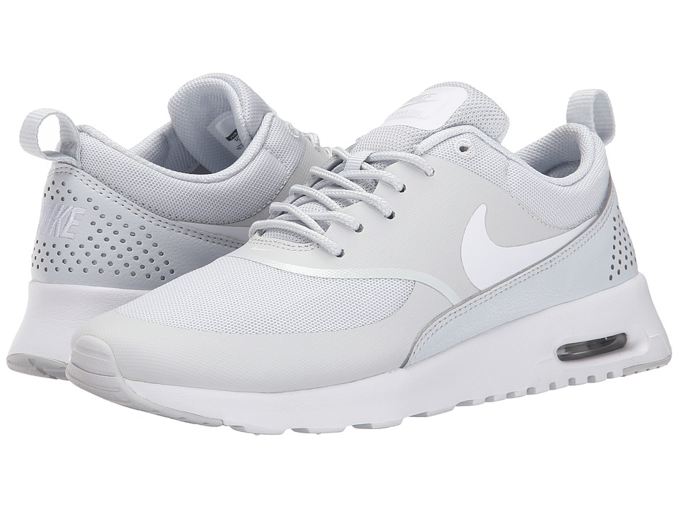 Nike - Air Max Thea (Pure Platinum/White) Women