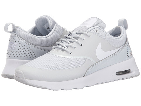 Nike - Air Max Thea (Pure Platinum/White) Women's Shoes